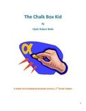 The Chalk Box Kid 2nd Grade Novel Unit (Book Study)