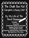 The Chalk Box Kid - A Complete Literary Unit
