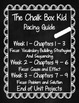 The Chalk Box Kid - A Complete Literary Unit