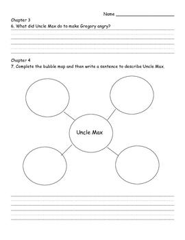 The Chalk Box Kid Book Club packet