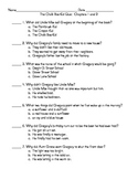 The Chalk Box Kid Quiz Questions