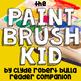 The Chalk Box Kid/The Paint Brush Kid by Clyde Robert Bulla Bundle