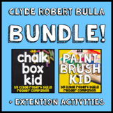 The Chalk Box Kid/The Paint Brush Kid by Clyde Robert Bulla Bundle