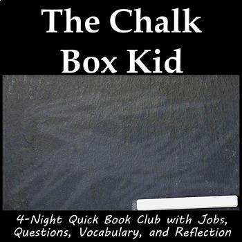 The Chalk Box Kid - Book Club