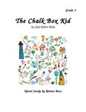 The Chalk Box Kid novel study