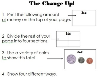 The Change Up!