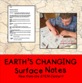 The Changing Earth's Surface: Mountain Building and Faults