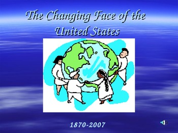 The Changing Face of the Unted States: An Overview of American Immigration