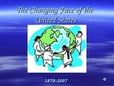 The Changing Face of the Unted States: An Overview of Amer