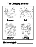 The Changing Seasons Weather Journal