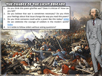 The Charge of the Light Brigade by Alfred Lord Tennyson