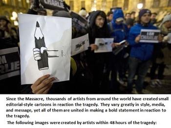 The Charlie Hebdo Editorial Cartoon Project