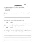 The Chaser Worksheet