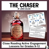 The Chaser: A Close Reading Lesson about Unrequited Love (Grades 8-12)