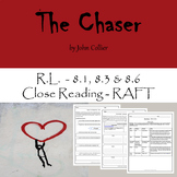 The Chaser - Close Reading/RAFT Activities