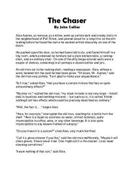 The Chaser Story