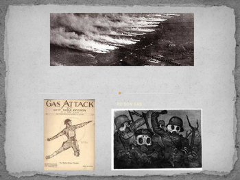 The Chemist's War: Gas in World War One