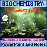 Biochemistry Powerpoint and Notes