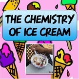 The Chemistry of Ice Cream Lab