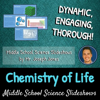 The Chemistry of Life: A Life Sciences Slideshow!