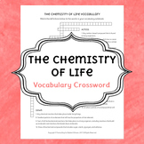 The Chemistry of Life Crossword