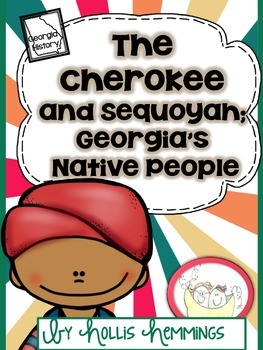 The Cherokee and Sequoyah