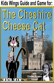 The Cheshire Cheese Cat, A Dickens of a Tale by Carmen Agra Deedy