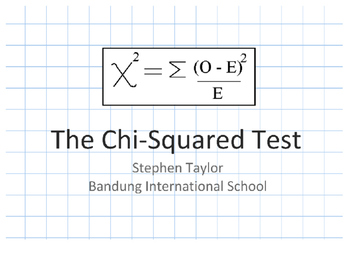 The Chi Square Test (IB Biology 4.1 Topic)