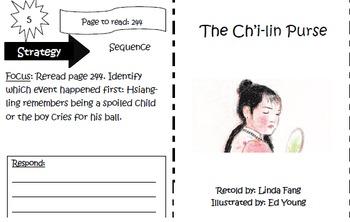 The Ch'i-lin Purse Trifold Reading Street Unit 2 5th Grade