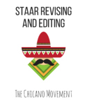 The Chicano Movement STAAR Revising and Editing