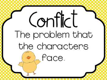 The Chick and the Duckling: Conflict and Resolution