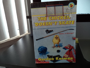 The Chicken Doesn't Skate ISBN 0-590-85301-5 (set of 2)