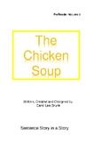 'The Chicken Soup' Volume 5 PreReader by Carol Lee Brunk C