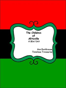 The Children of Africville, Nova Scotia