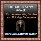 Children's Homer Study Guide and Teacher Packet
