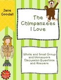 The Chimpanzees I Love Discussion Questions and Answers