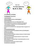 The Chinese Alphabet Song worksheets