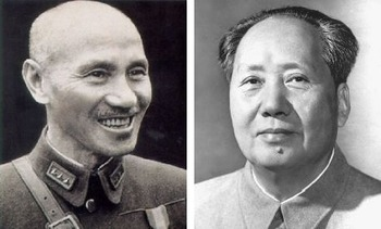 The Chinese Civil War Powerpoint