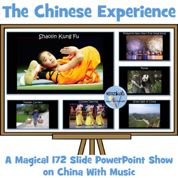 The Chinese Experience - A Magical Presentation - Ideal for the Chinese New Year