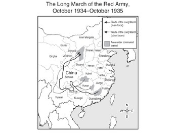 The Chinese Revolution - The Long March Historiography