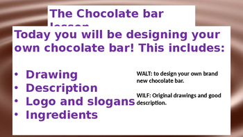 The Chocolate Bar Lesson