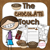 THE CHOCOLATE TOUCH Book Study With Graphic Organizers