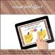 Google Classroom™ The Chocolate Touch Novel Study