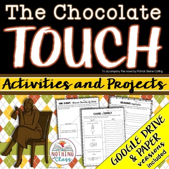 The Chocolate Touch: Reading Response Activities and Projects