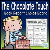 The Chocolate Touch Book Report Project: Students Pick from 9 Activities