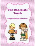 The Chocolate Touch - Comprehension Questions