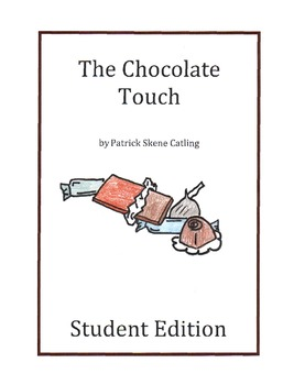 The Chocolate Touch Comprehension Questions and Vocabulary