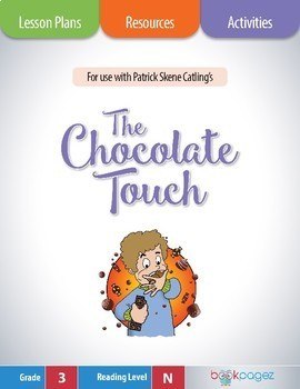The Chocolate Touch Lesson Plan  (Book Club Format - Determining Theme) (CCSS)