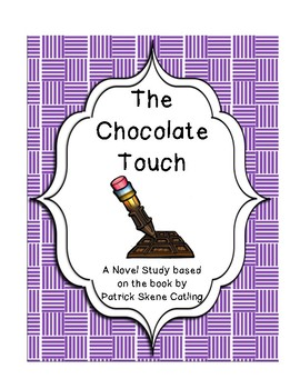 The Chocolate Touch Novel Guide