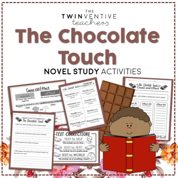 The Chocolate Touch Novel Study - The Twinventive Teachers
